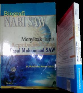 Buku Biografi Nabi SAW