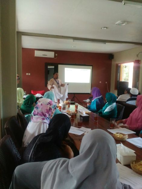 Manasik Umroh Bogor 3-2016